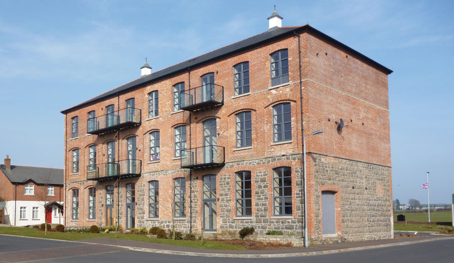 Former Doagh spinning mill