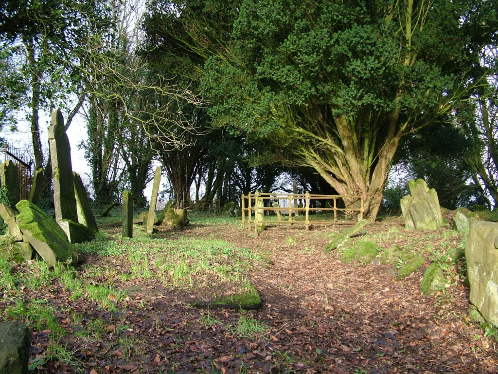 Rashee graveyard
