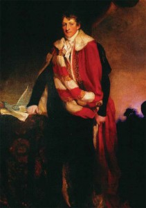 The Marquess of Donegall (Courtesy Belfast City Council)